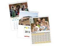 Calendario personalizado con tus fotos