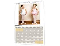 Calendario personalizado regalo Comunión