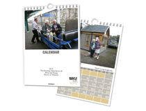 Calendarios personalizados para regalo de empresa