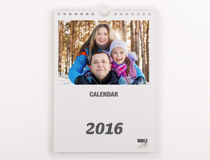 calendrier mural personnalise