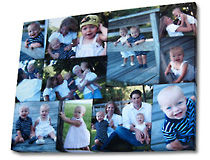Canvas Photo Montage