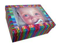 Christening Gift Keepsake Box