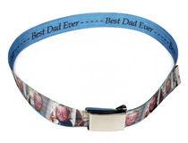 Cinturones personalizados con foto