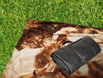 coperta picnic impermeabile con foto