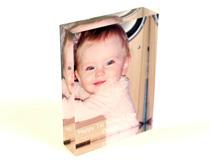 Cornice con foto in acrilico personalizzabile online