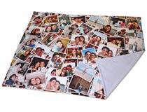 couverture avec photo