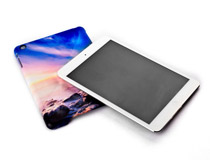 Cover rigida per iPad mini personalizzata con foto