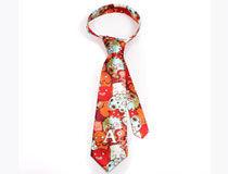 Cravate personnalisée idee cadeau noel