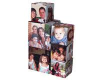 cube photo bébé
