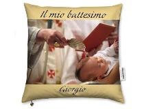 Cuscino battesimo