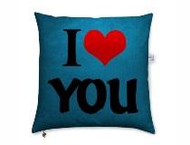 Cuscino cuore personalizzato regalo san valentino