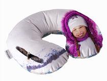 Cuscino da collo personalizzato