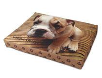 Cuscino per cani personalizzato