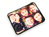 Custodia MacBook Ait personalizzata foto famiglia
