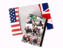 Custodia passaporto personalizzato