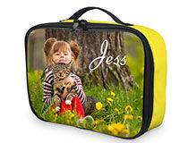 custom lunch bag for kids for Christmas