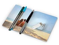 Custom Photo Pen Tray