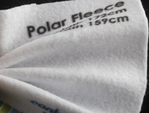 Custom Printed Polar Fleece