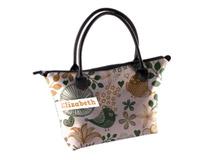 Custom Zip-Top Handbag