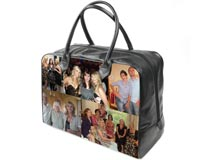 customized holdall bag