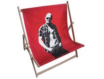 Doppel Liegestuhl bedrucken