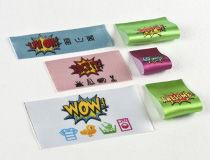 Etiquettes tissu
