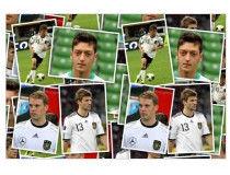 Fahne für den Fußball-Fan