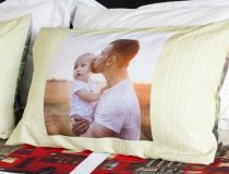 Federa cuscino personalizzata