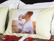 federa cuscino personalizzata uomo
