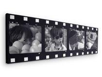 FilmStrip Collage Canvas
