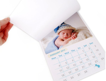 Foto Calendari personalizzati con le proprie immagini