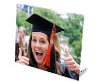 foto cornice su vetro regali di laurea