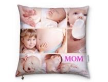 Foto cuscino quadrato festa della mamma