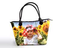 Foto-Handtasche für Frauen