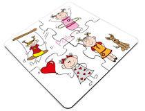Foto puzzle personalizzato per bambini
