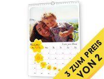 Fotokalender gestalten Mama mit Kind