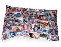 foto collage online su federe personalizzate