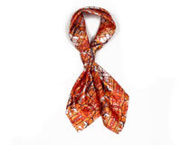 Foulard personnalisable