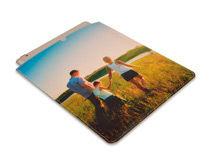 Funda de piel para ipad personalizada con fotos