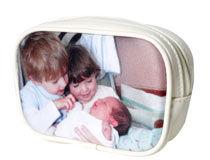 Geldbörse Geschwister Kinder Baby Nikolausgeschenke