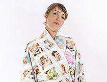 Gepersonaliseerde foto kimono