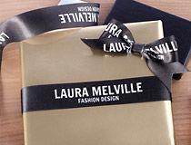Geschenkband bedrucken. Personalisiertes Schleifenband