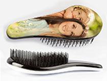 Haarbürste für die beste Freundin