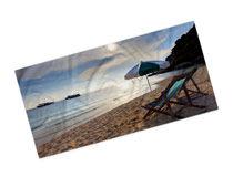 Handtuch mit Fotos