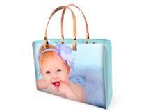 Handväska med eget foto
