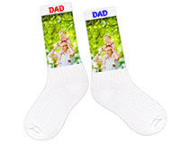 I am the BEST DAD! Custom Socks