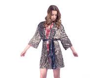 Kimono personnalisé idee cadeau noel