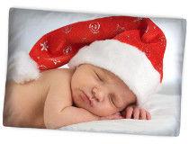 Kissenbezug mit Weihnachtsmotiven bedrucken