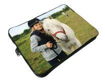 Laptoptasche mit Fotodruck