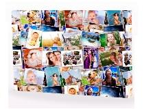 Lienzo con fotomontaje online